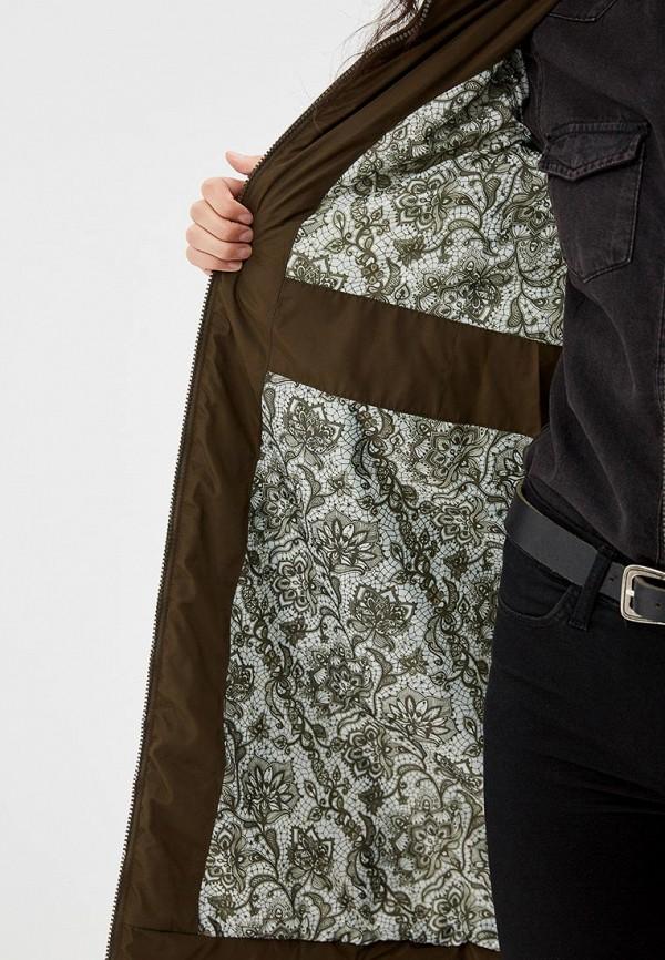 Dizzyway | хаки Женская утепленная куртка Dizzyway | Clouty