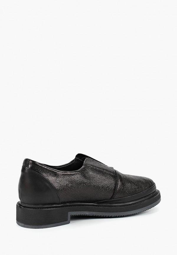 Clovis | черный Женские черные ботинки Clovis термополиуретан | Clouty