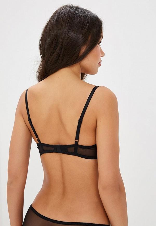 LA DEA lingerie & homewear | Черный бюстгальтер LA DEA lingerie & homewear | Clouty