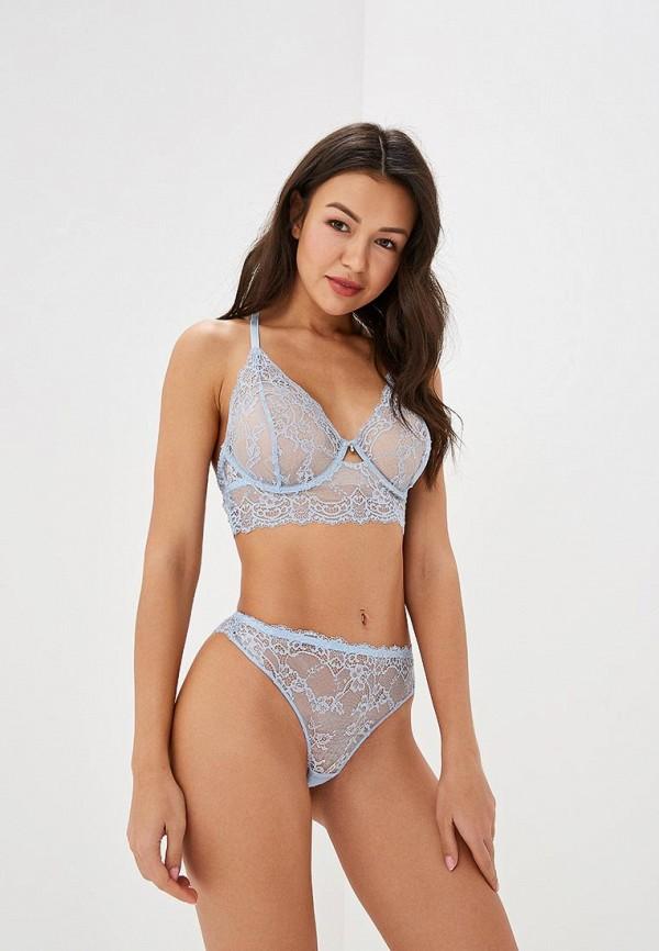 LA DEA lingerie & homewear | Голубой бюстгальтер LA DEA lingerie & homewear | Clouty