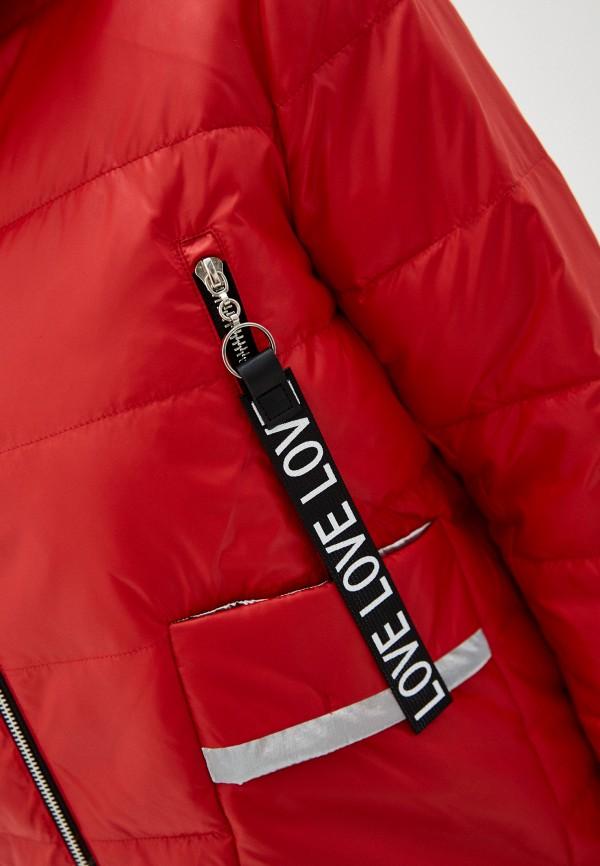 Winterra | красный Куртка утепленная Winterra | Clouty