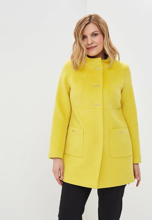 Cassidy | желтый Женское желтое пальто Cassidy | Clouty
