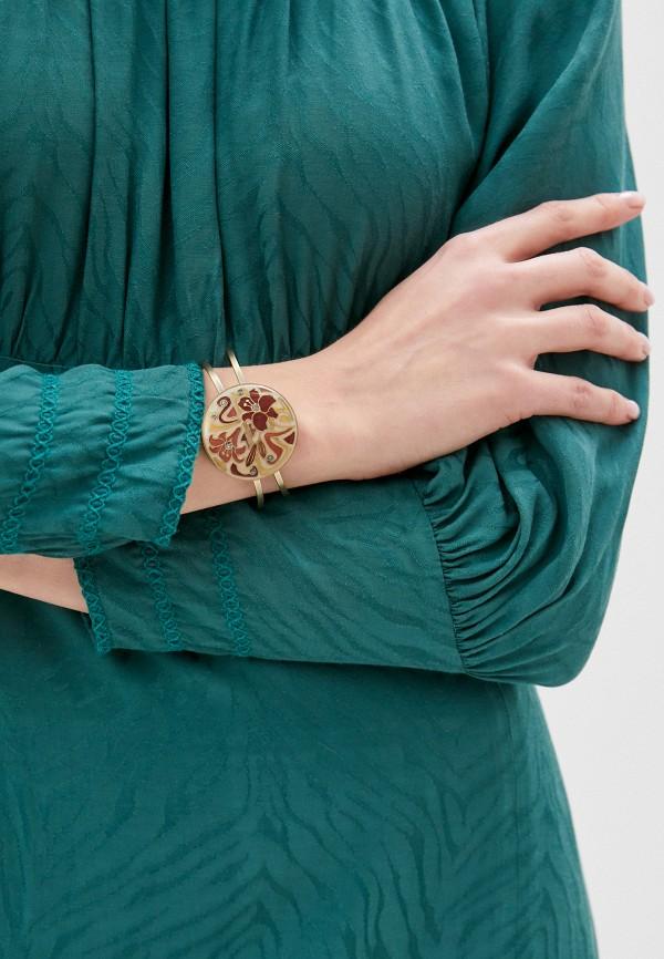 Fiore Luna | мультиколор, серебряный Женский браслет Fiore Luna | Clouty