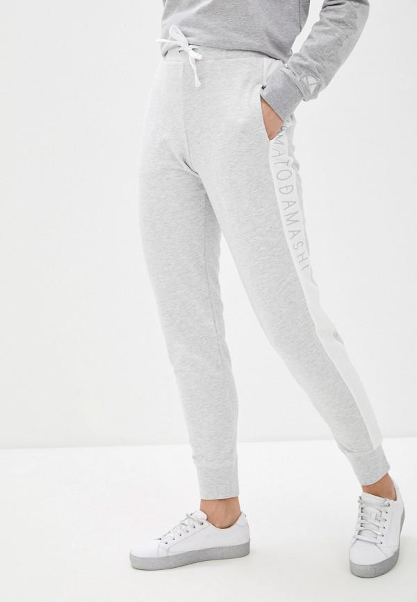 Oxouno | серый Женские серые спортивные брюки Oxouno | Clouty