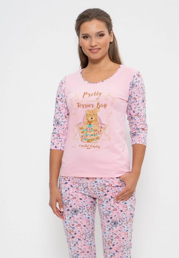 Cleo   мультиколор, розовый Женский домашний костюм Cleo   Clouty