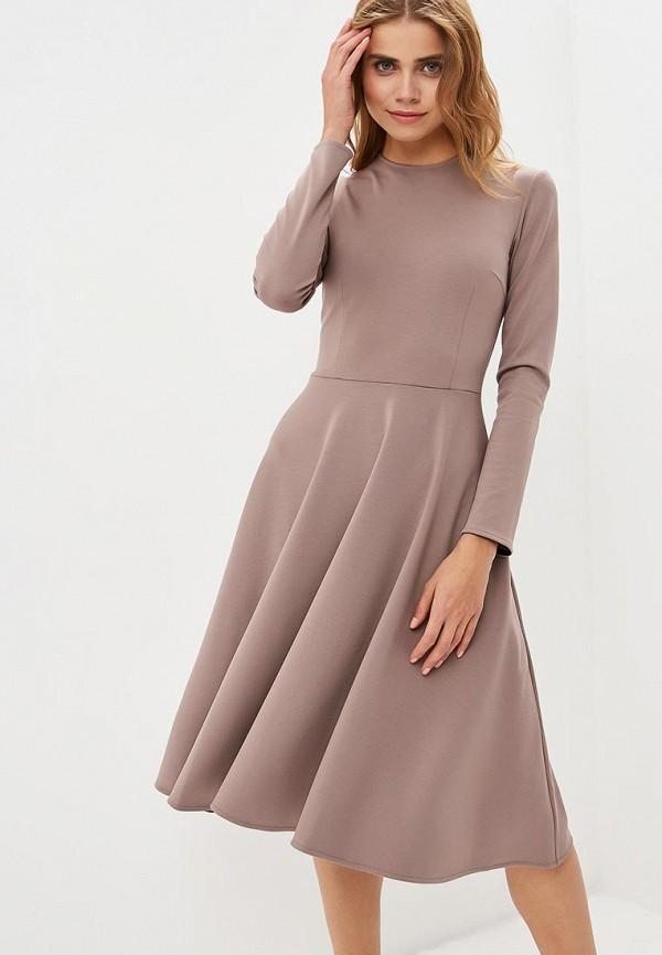 Lavamosco | бежевый Платье Lavamosco | Clouty