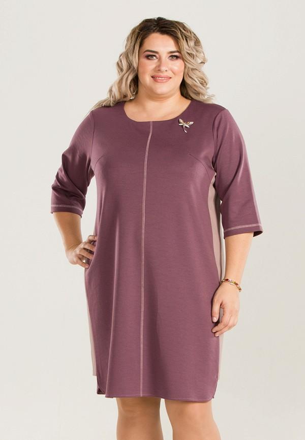 Luxury Plus   розовый Розовое платье Luxury Plus   Clouty