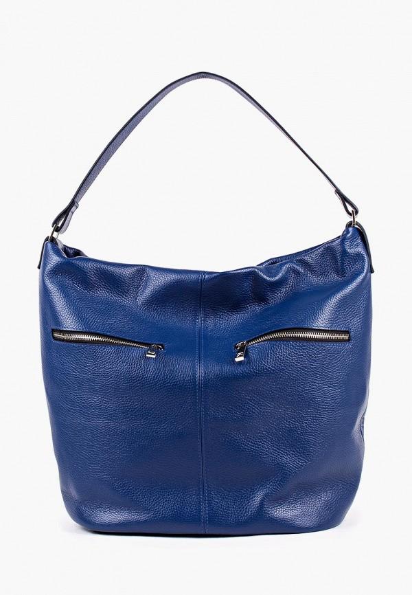 Медведково | синий Женская синяя сумка Медведково | Clouty