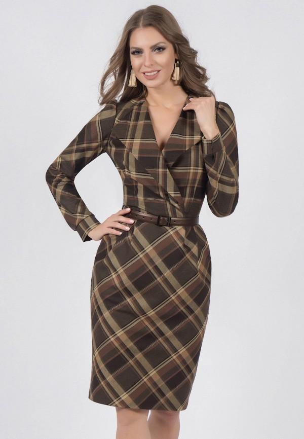 Olivegrey   коричневый Платье   Clouty