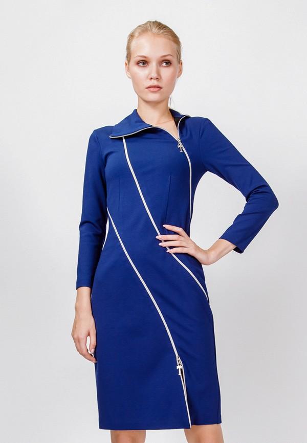 Мадам Т | синий Платье | Clouty