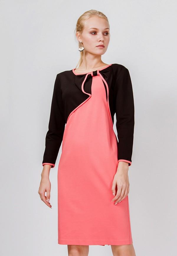 Мадам Т   коралловый Женское коралловое платье Мадам Т   Clouty