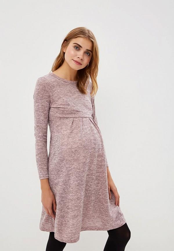 Очаровательная Адель | розовый Женское розовое платье Очаровательная Адель | Clouty