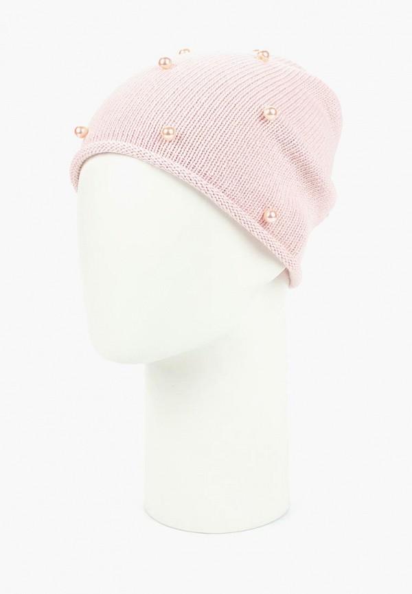 Freespirit | розовый Женская розовая шапка Freespirit | Clouty