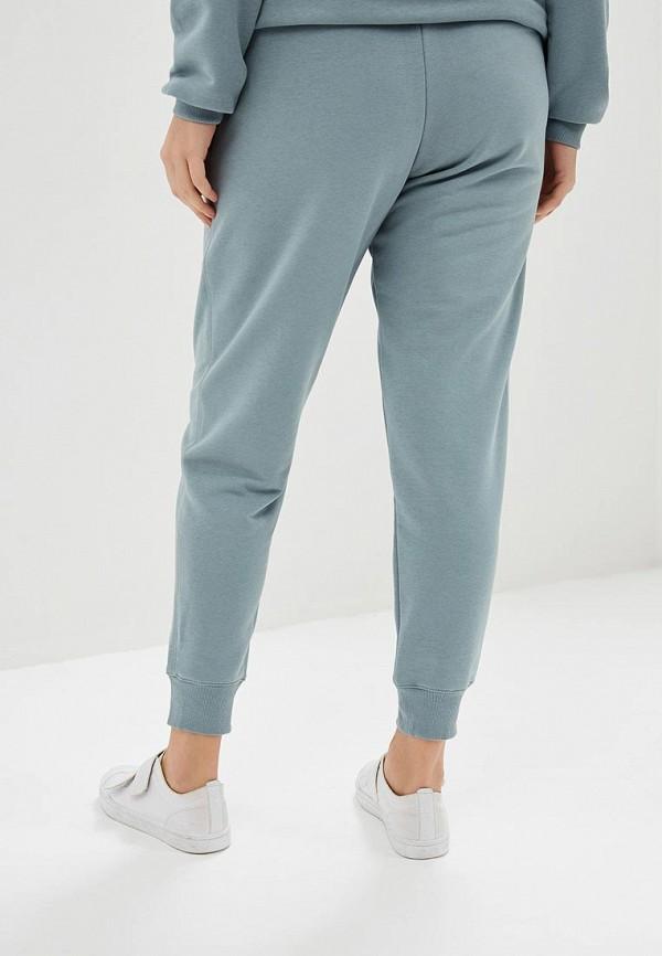 Lobanova | бирюзовый Женские бирюзовые спортивные брюки Lobanova | Clouty