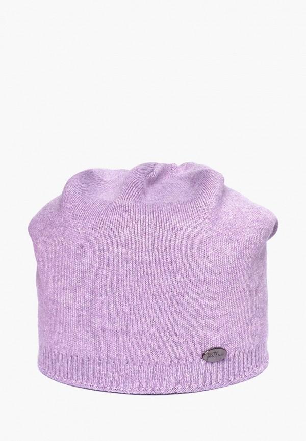 Mellizos | фиолетовый Женская фиолетовая шапка Mellizos | Clouty