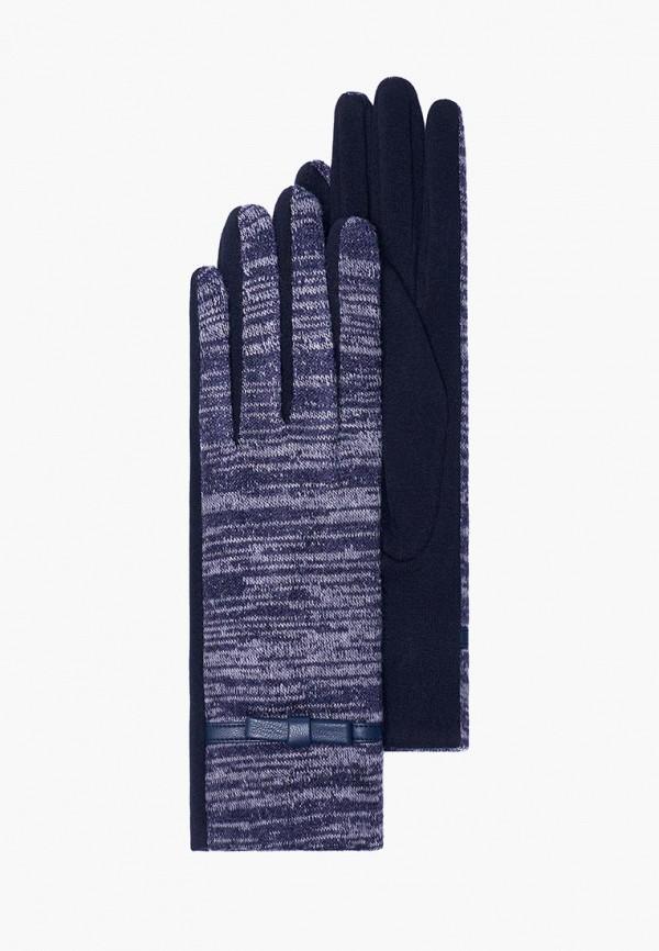 Mellizos | синий Женские зимние синие перчатки Mellizos | Clouty