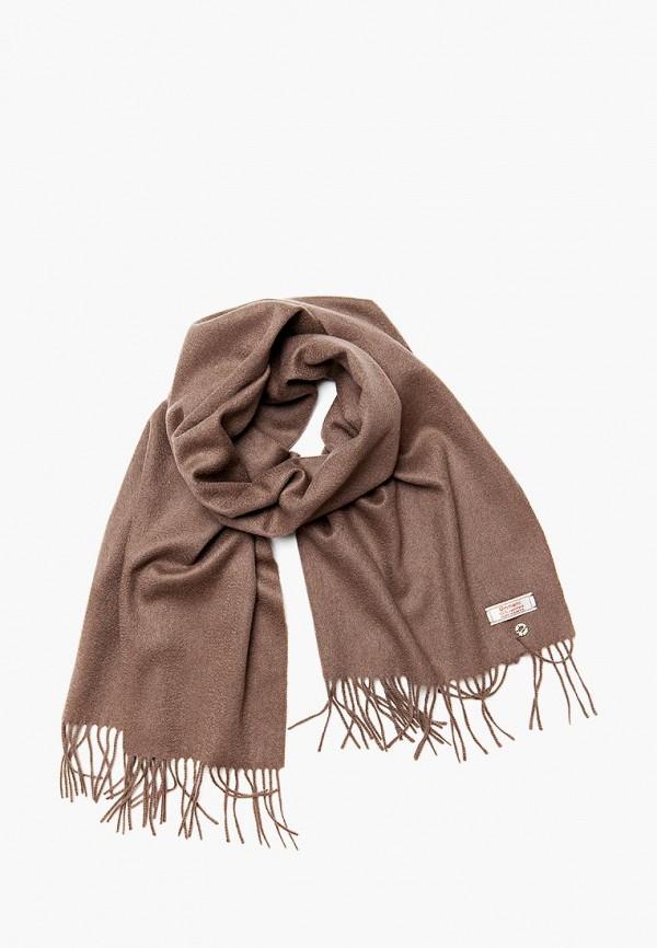 Ummami | Женский зимний коричневый шарф Ummami | Clouty