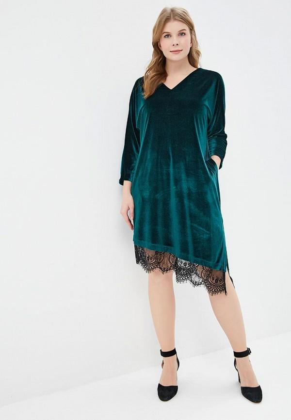 Svesta | зеленый Зеленое платье Svesta | Clouty