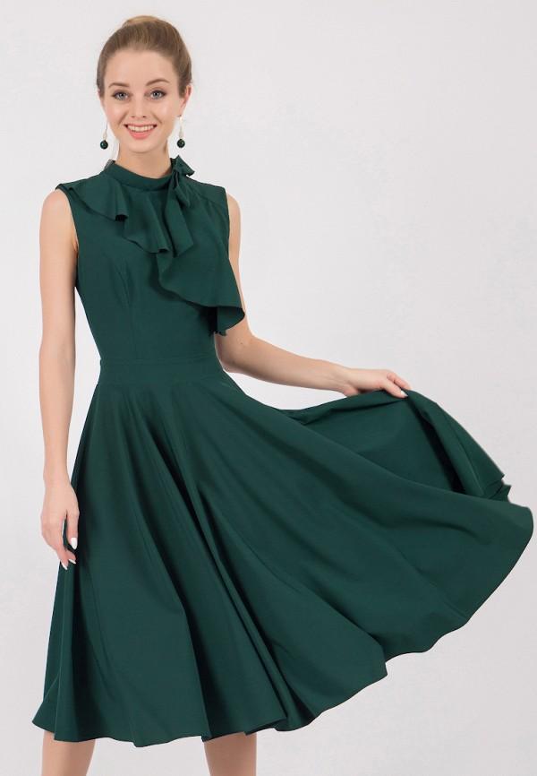 зеленые платья фото моделей для российского спорта