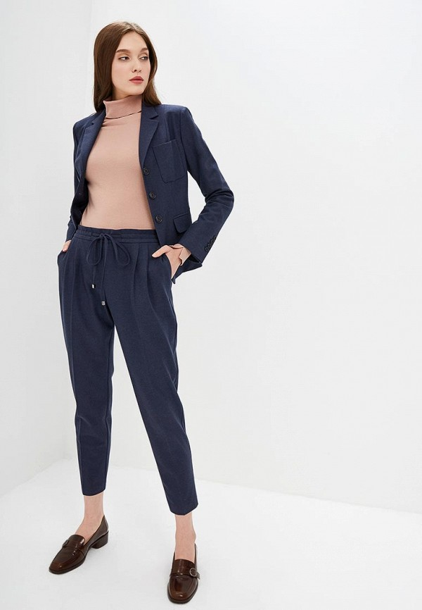 Villagi | Женский синий костюм Villagi | Clouty