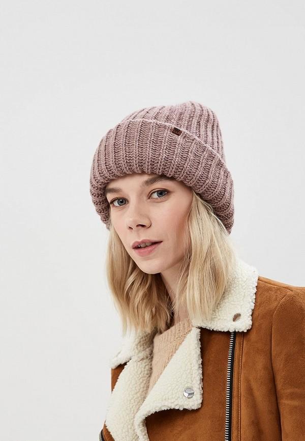 Cloudlet | розовый Женская зимняя розовая шапка Cloudlet | Clouty