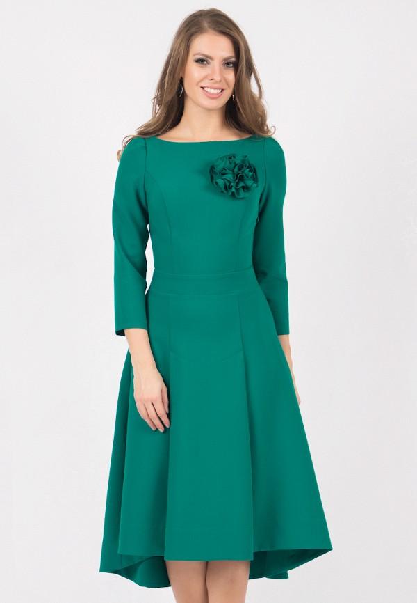 Olivegrey   зеленый Платье Olivegrey   Clouty