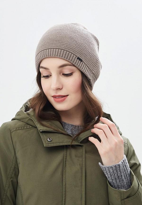 Vilermo | коричневый Женская коричневая шапка Vilermo | Clouty