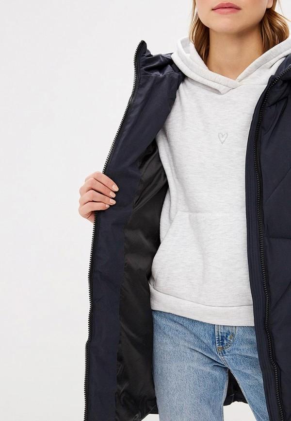 Rosedena | синий Женская зимняя синяя утепленная куртка Rosedena | Clouty
