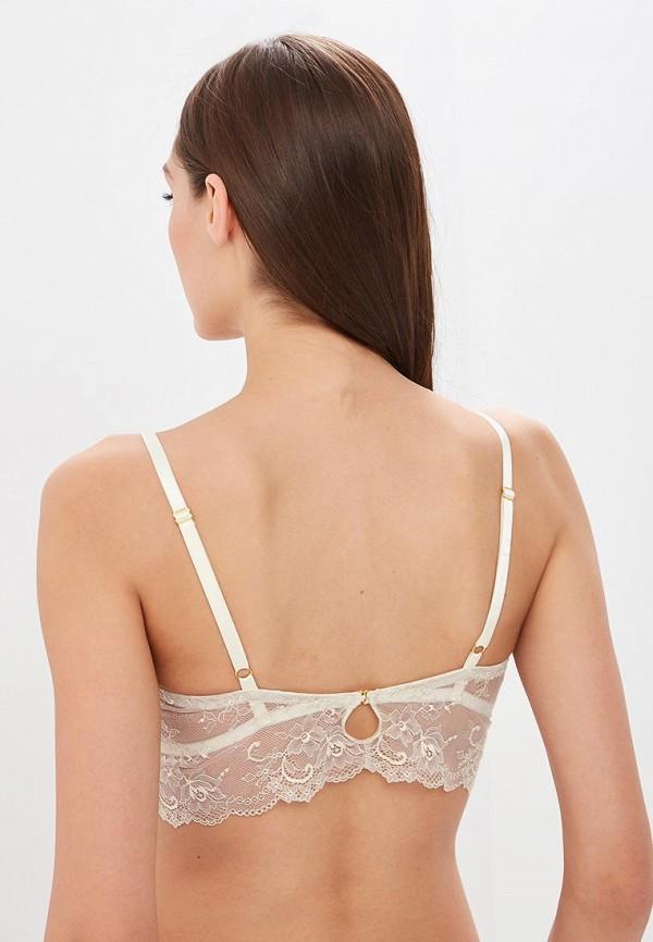 LA DEA lingerie & homewear   Бежевый бюстгальтер LA DEA lingerie & homewear   Clouty