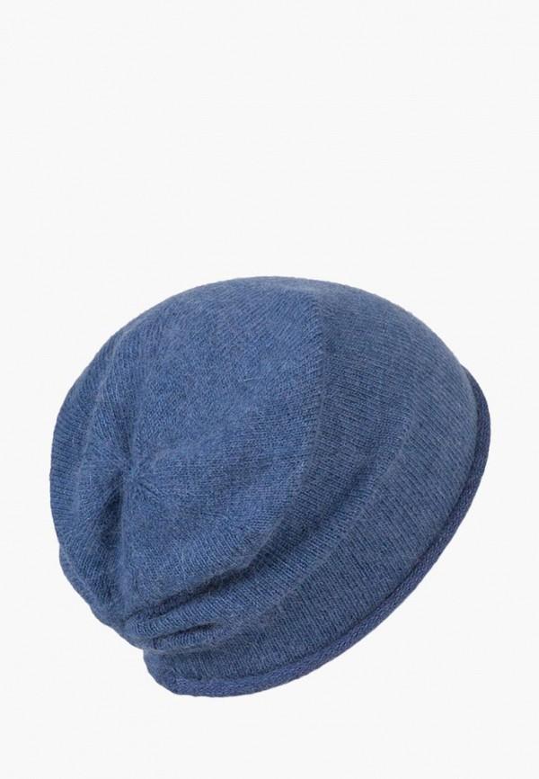 Labbra | голубой Женская зимняя голубая шапка Labbra | Clouty