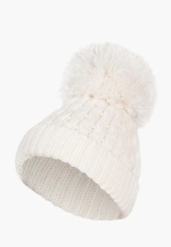Labbra | белый Женская белая шапка Labbra | Clouty