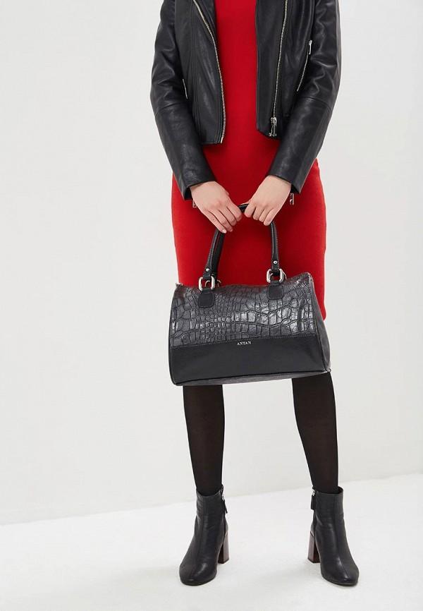 Antan | серый Женская серая сумка Antan | Clouty