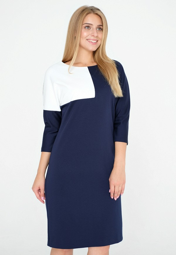 Eliseeva Olesya   синий Женское синее платье Eliseeva Olesya   Clouty