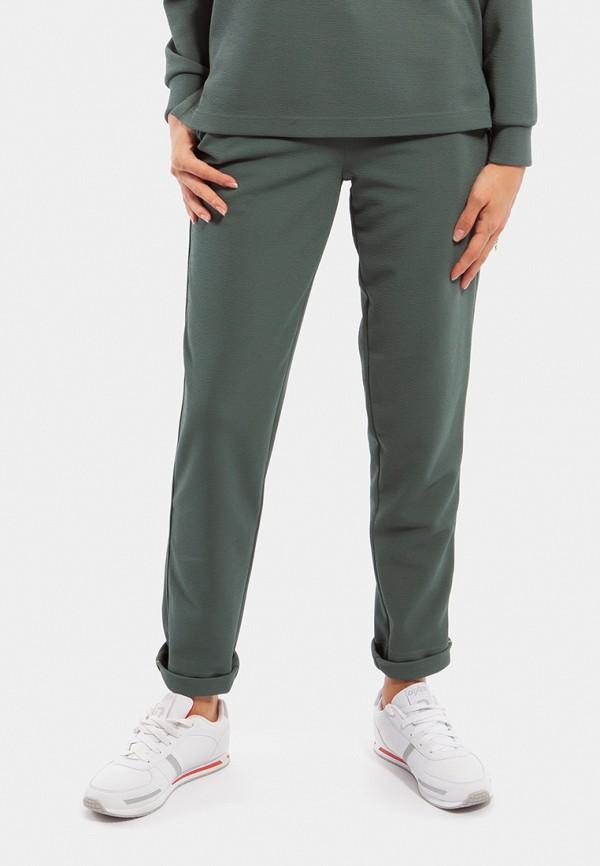 VLADI Collection | зеленый Женские зеленые спортивные брюки VLADI Collection | Clouty