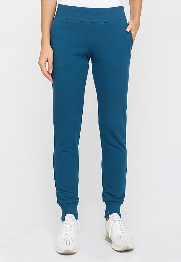 Peche Monnaie | бирюзовый Женские бирюзовые спортивные брюки Peche Monnaie | Clouty