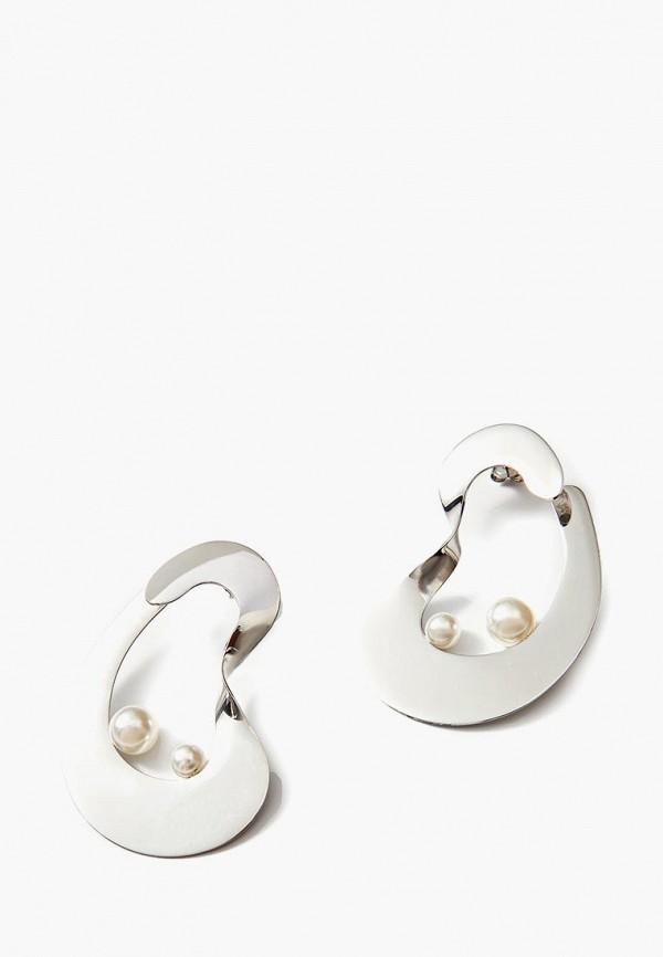 Exclaim | серебряный Женские серебряные серьги Exclaim | Clouty