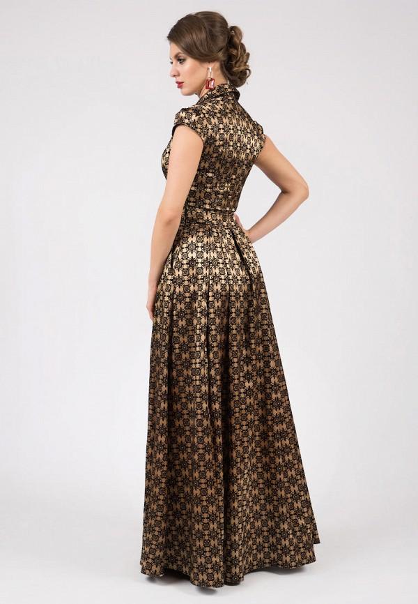 Olivegrey | золотой Платье Olivegrey | Clouty
