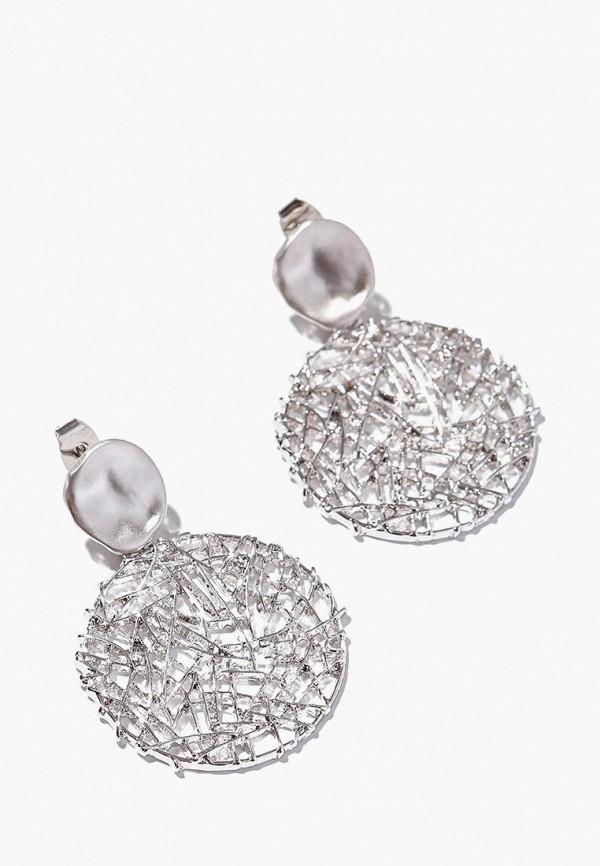 Exclaim | серебряный Серьги | Clouty