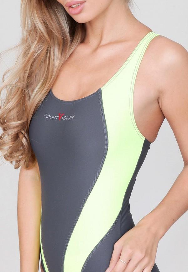 Sport Vision | Серый купальник Sport Vision | Clouty