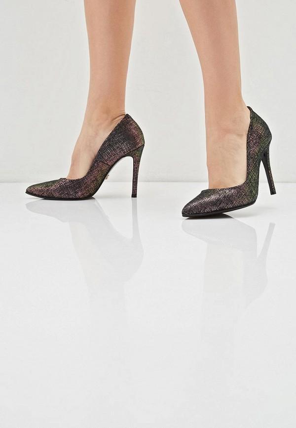 Hestrend   черный Женские черные туфли Hestrend Тунит   Clouty