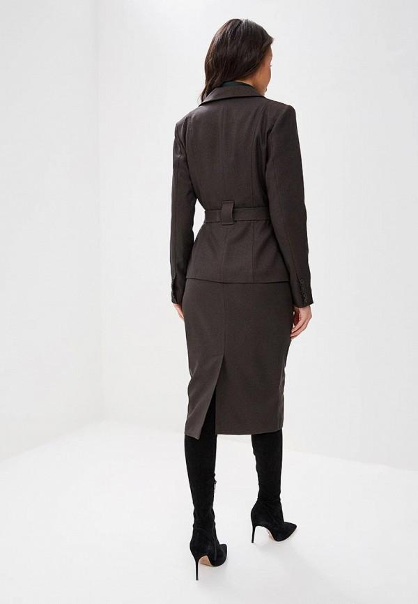 Bezko | Женский коричневый костюм Bezko | Clouty