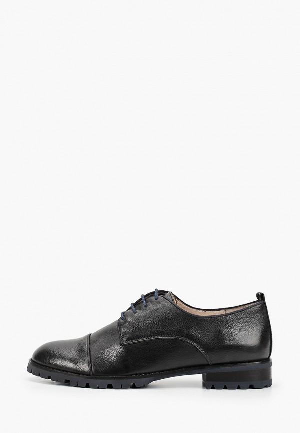 M.Shoes   черный Ботинки M.Shoes   Clouty