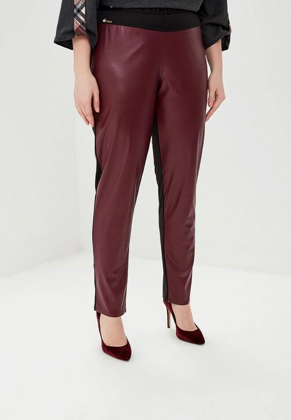 Prewoman | бордовый Женские бордовые брюки Prewoman | Clouty