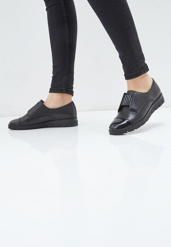 Alessio Nesca | черный Женские черные ботинки Alessio Nesca резина | Clouty