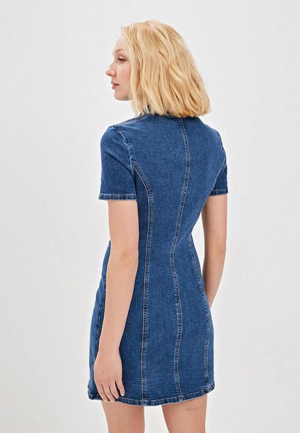 Befree | синий Синее джинсовое платье Befree | Clouty
