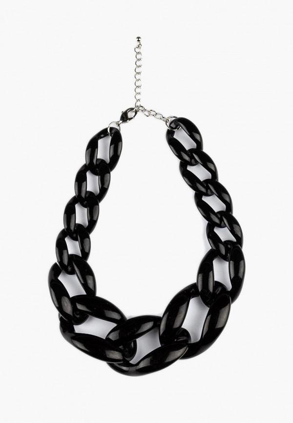 Diva | черный Женское черное колье Diva | Clouty