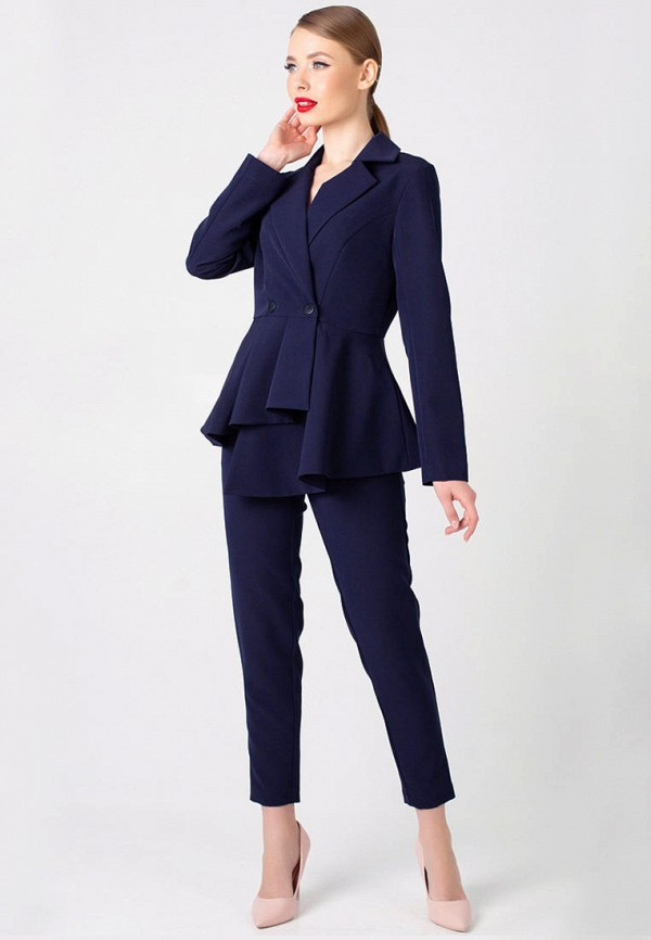 Irma Dressy   Женский синий костюм Irma Dressy   Clouty