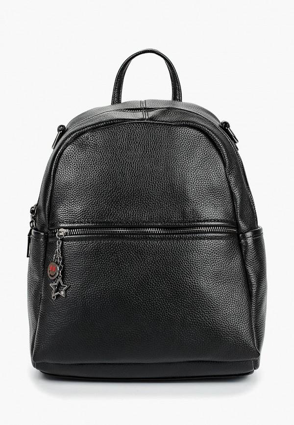 Roberto Jolini | Женский черный рюкзак Roberto Jolini | Clouty