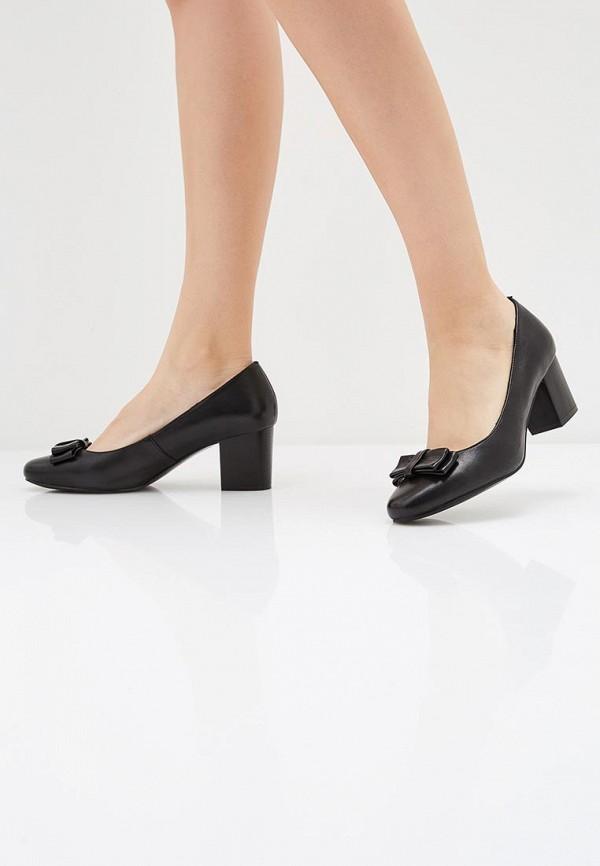 Alessio Nesca | черный Черные туфли Alessio Nesca резина | Clouty