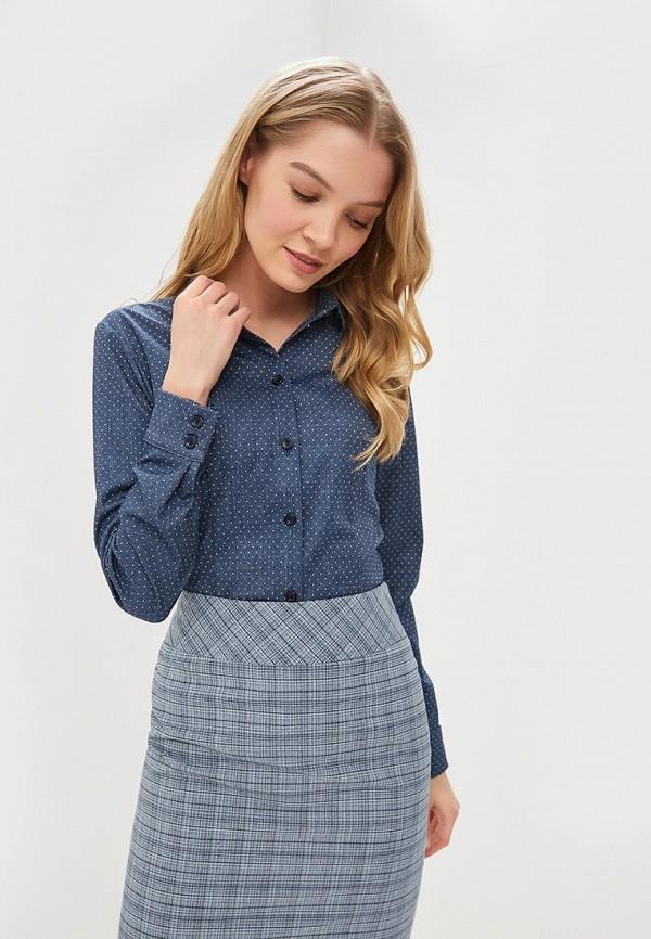 Shovsvaro | синий Женская синяя блуза Shovsvaro | Clouty